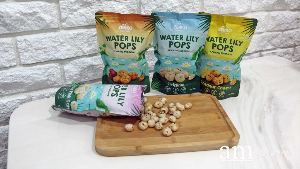 [#SupportLocal] Snack Healthy with ZENKO Superfoods' Water Lily Pops - Alvinology