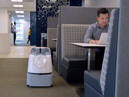 SoftBank Robotics Improves Whiz Vacuum for Better Sanitation - Alvinology