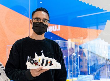 Here Is local visual artist ClogTwo's version of LEGO adidas Originals Superstar and it is highly customisable - Alvinology