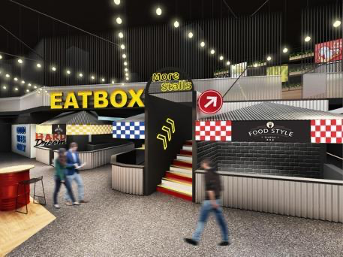 Eatbox will finally have its very own permanent location and first creative food hall this September 2021 - Alvinology