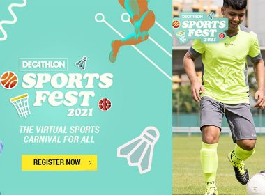 Decathlon Sports Fest 2021 – join the store's first ever virtual sports carnival and win some goodies! Register here – - Alvinology