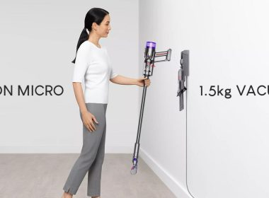 The new Dyson Micro 1.5kg Vacuum makes cleaning easier, ergonomically designed for Asian users - Alvinology