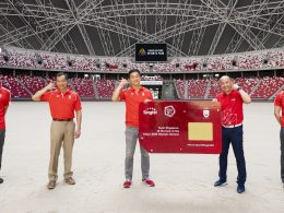 Singtel provides a 5G-powered experience to Team Singapore partner athletes for the Tokyo Olympics - Alvinology
