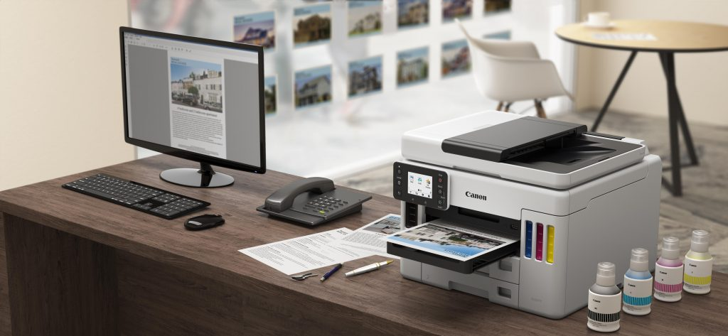 Canon launches new Pigment-based Refillable Ink Tank Printers – perfect for home offices and small business - Alvinology