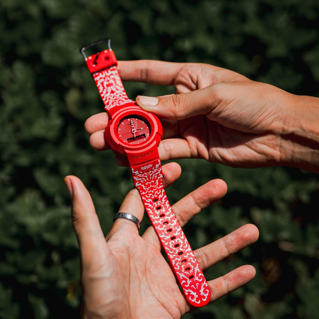 Tobyato designs new G-SHOCK National Day Watch – a revival of the first analog G-SHOCK AW-500 - Alvinology