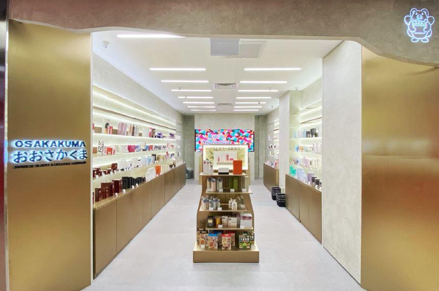 OsakaKuma opens NEW flagship store at Wisma Atria offering store exclusive beauty brands - ShinkoQ and Onsensou - Alvinology
