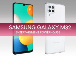 Entertainment powerhouse Samsung Galaxy M32 launches in Singapore with a $50 worth of gift bundle! See Full Specs Here - - Alvinology
