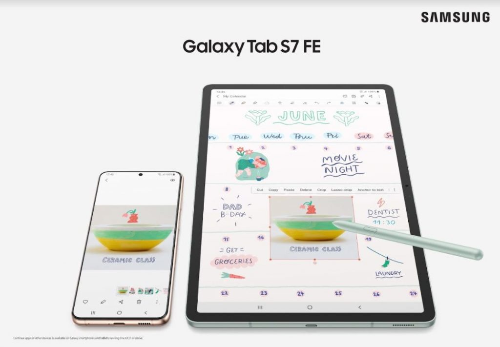 [PROMO] The new Samsung Galaxy Tab S7 FE 5G offers fan-favourite features plus 5G-connectivity at a very affordable price! - Alvinology