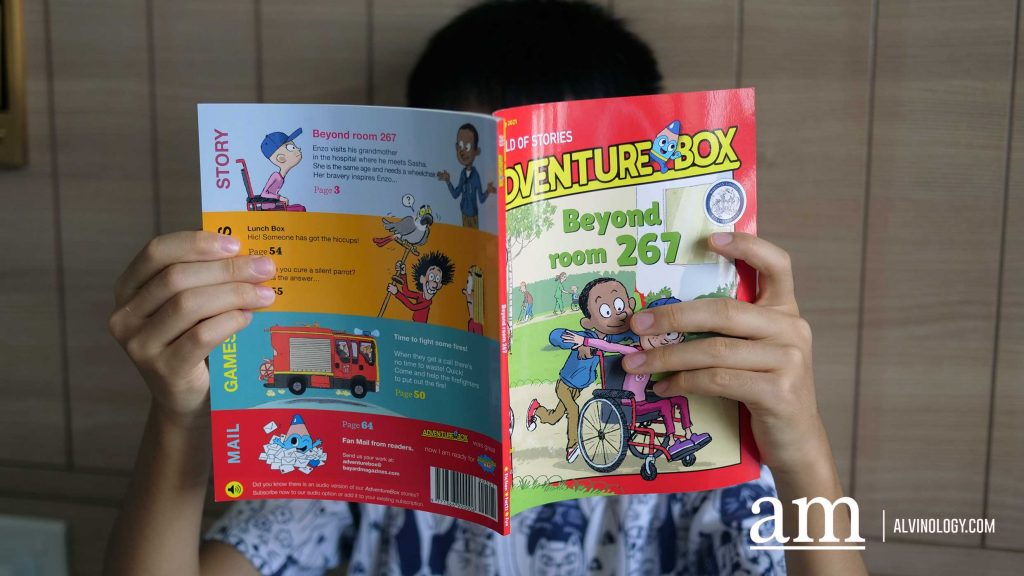[Review] Bayard Presse's Box Collection books for Kids - Alvinology