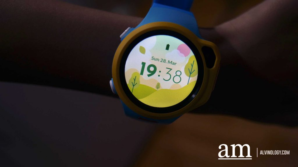 [Review] Tracking and Connecting with your Kid with myFirst fone Smartwatch/phone - Alvinology