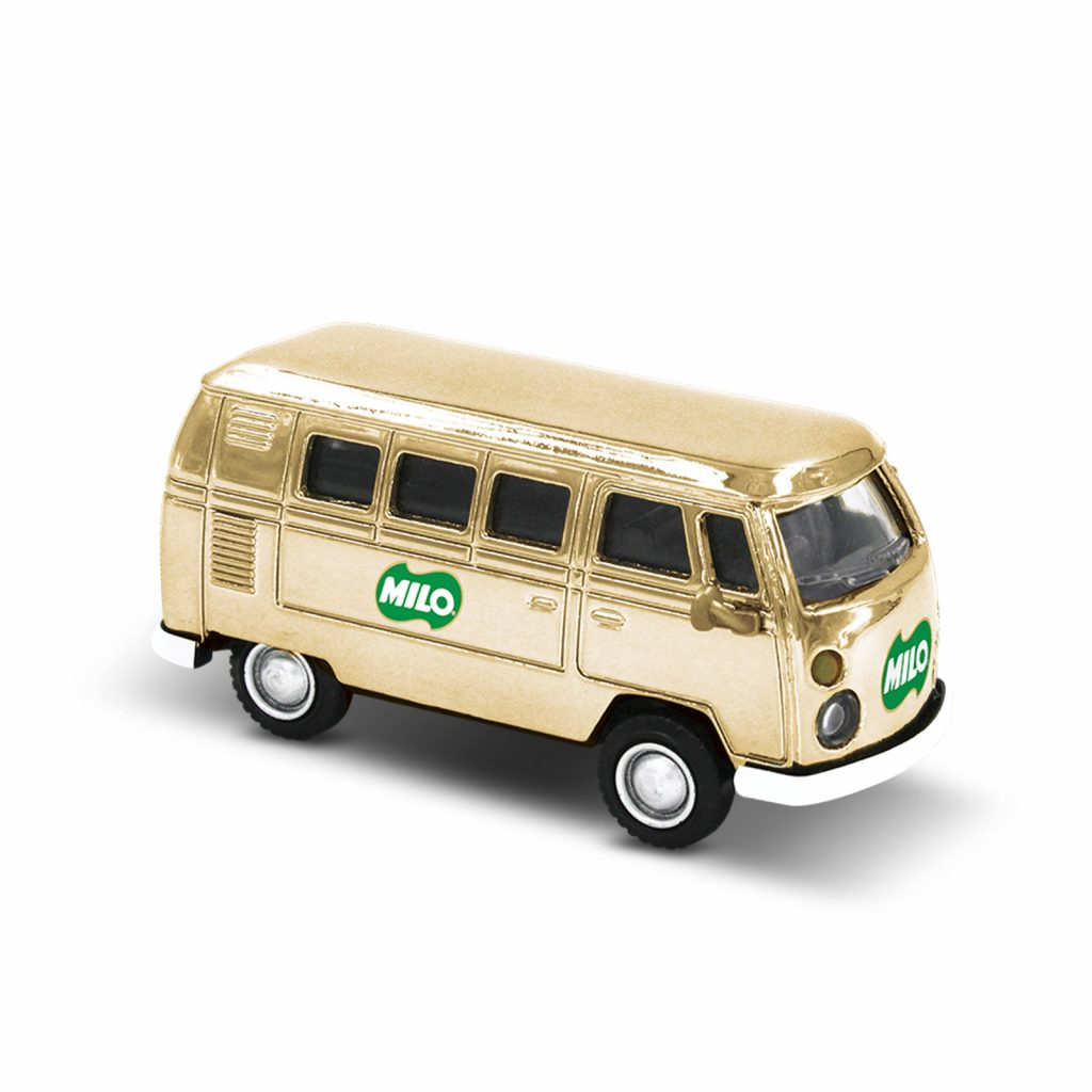 MILO debuts a new range of SG-exclusive MILO van collectables and a contest that lets you win a year's supply of MILO products! - Alvinology