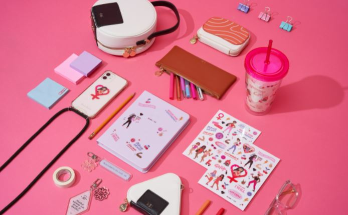 Limited-edition collectibles designed by kāi by bellywellyjelly are now available with purchase of Kotex Products - Alvinology