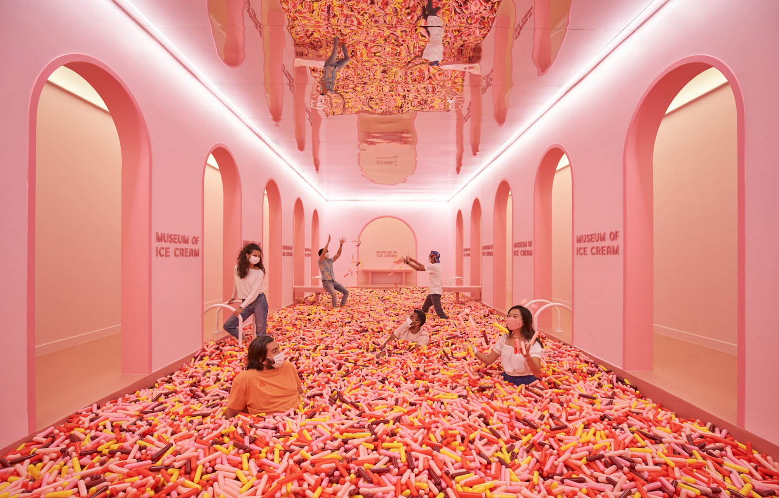 Museum of Ice Cream opens its doors at 100 Loewan Road in Dempsey and welcomes guests to Singapore's latest lifestyle destination - Alvinology