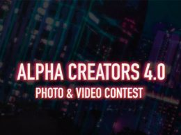 """Sony Alpha Creators 4.0 Contest – Submit your best """"Our World In Colour"""" shots and win a prize of up to S$3,000! - Alvinology"""