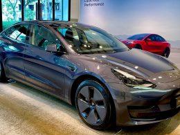 Tesla's first Singapore showroom opens in Raffles City featuring Tesla Model 3 - Alvinology