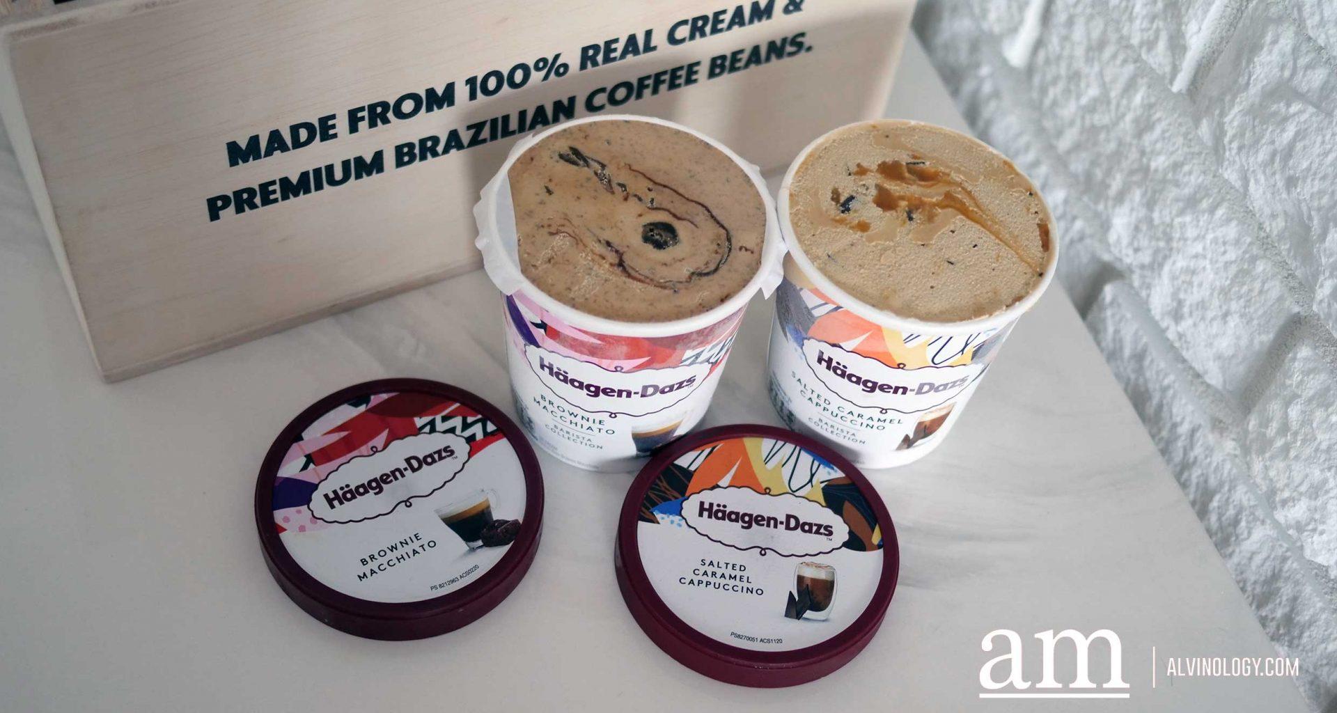 Get an Ice Cream Coffee Break with Häagen-Dazs - Alvinology