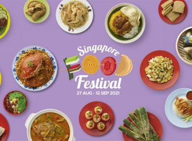 Singapore Food Festiva 2021 - Savour Singapore In Every Bite in the festival's First Hybrid Edition - Alvinology