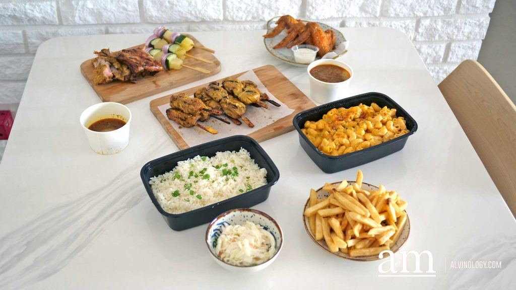[National Day Special] Satay Baby Back Ribs, Satay Pork Belly Skewers and more from Morganfield's - Alvinology