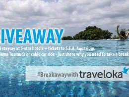 Win 3D2N 5-star hotel Staycations & attraction tickets from Traveloka! - Alvinology