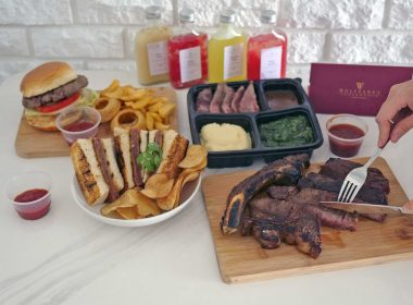 [Review] Wolfgang's Steakhouse Singapore is now available for Home delivery - Alvinology