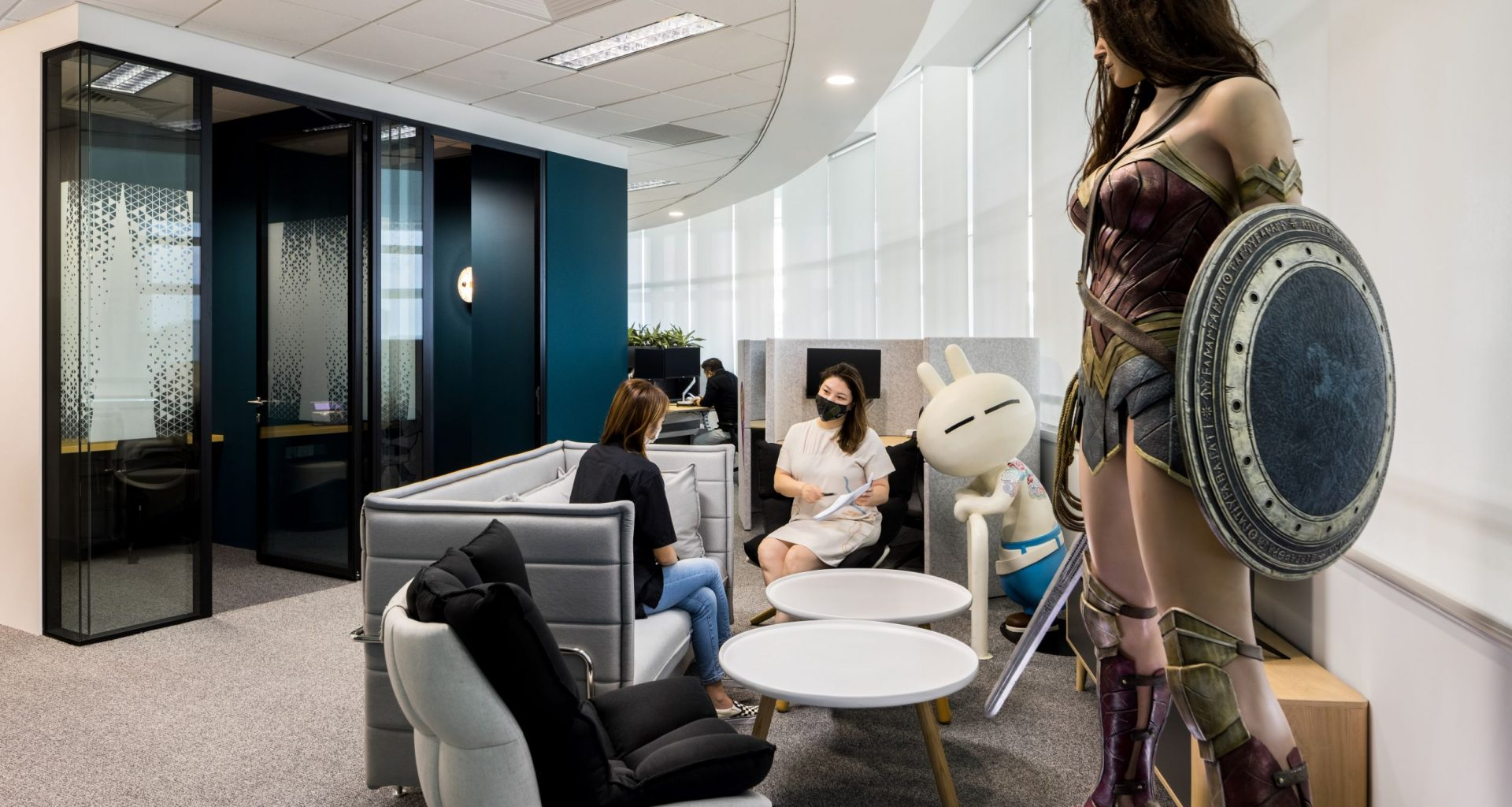 WarnerMedia opens new regional hub in Singapore - Integrated base to generate jobs and foster creative skills - Alvinology