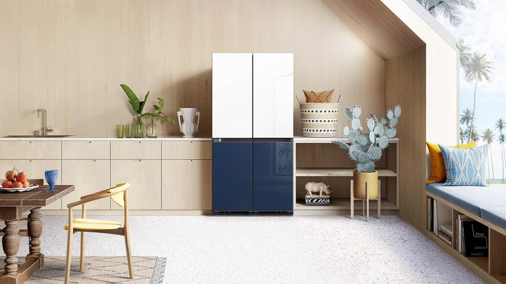Samsung invites all to submit their own BESPOKE Refrigerator artwork and get a chance to win a BESPOKE fridge worth S$1,929 - Alvinology