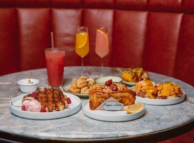 [Review] Weekend Brunch and creative Cocktails @ Burger & Lobster, Raffles Hotel - Alvinology