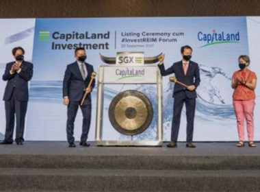 CapitaLand Investment debuts on Singapore Exchange; trading name is CapitaLandInvest and its stock code is 9CI - Alvinology