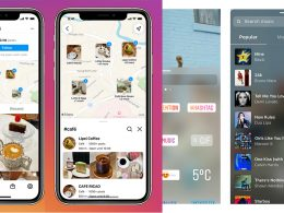 Facebook and Instagram now include Music Feature; new Map Search feature is also available on Instagram exclusively to all users in Singapore - Alvinology