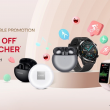 [$1 PROMO] Huawei Audio and Wearable Sale - enjoy up to 34% off on HUAWEI products and $1 promotion on MateBook D 15! - Alvinology