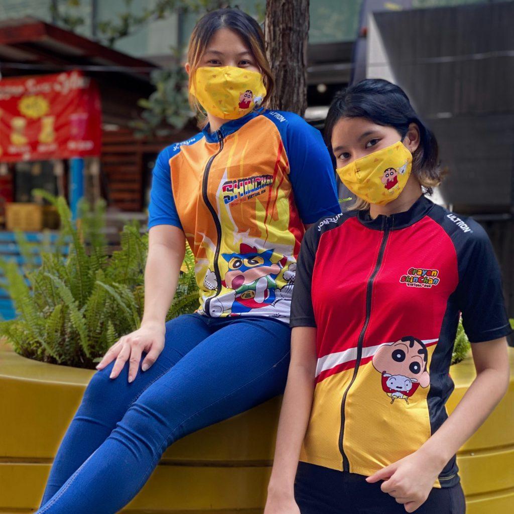 [PROMO] JomRun brings Crayon Shinchan, Garfield, and Spongebob Squarepants Virtual Fun Runs to Singapore; Register today and enjoy 50% OFF! - Alvinology