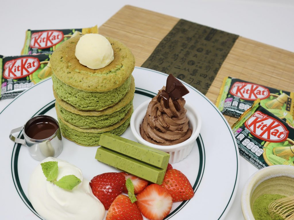 [PROMO INSIDE] Gram Café & Pancakes Partners reopens in VivoCity featuring an Instagrammable ode to Japan and new KITKAT menu! - Alvinology