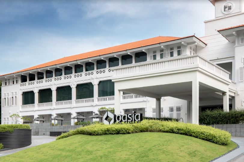 [OPENING PROMO] Far East Hospitality opens Oasia Resort Sentosa featuring a brand-new tranquil retreat and rejuvenating spa; only SGD688 nett for a 3D2N stay! - Alvinology
