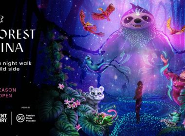 Experience Rainforest Lumina in a whole new light this Mid-Autumn Festival with free drinks and sweet treats! Promo tickets available online - - Alvinology