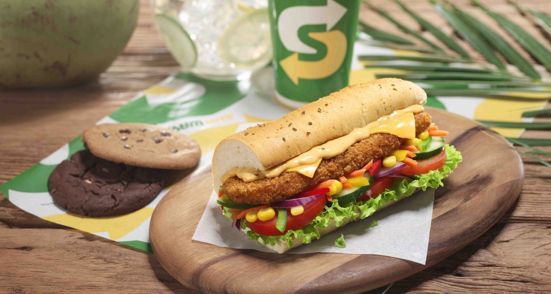 [NEW] Subway Seafood Patty Sub - three-in-one combo made with squid, fish, and shrimp; Tiktok challenge lets you win $100 GrabFood vouchers! - Alvinology