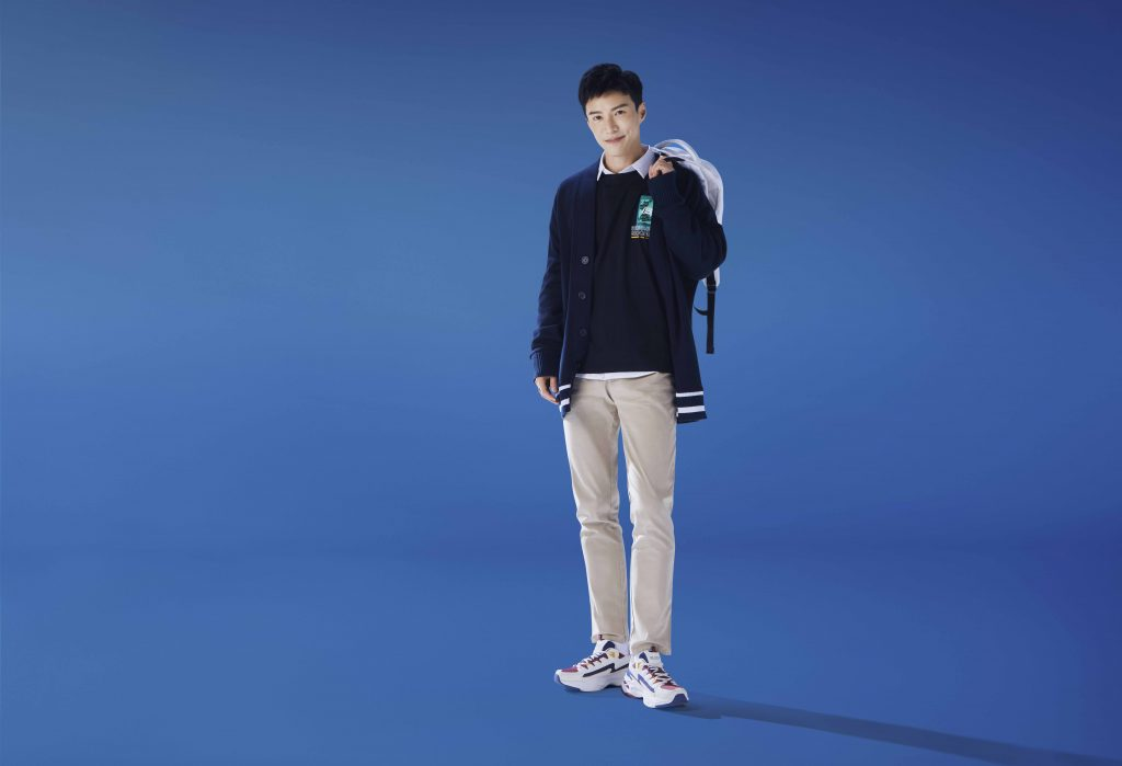 Chinese Actor Lawrence Wong is SKECHERS' newly-appointed Brand Ambassador for Singapore - Alvinology
