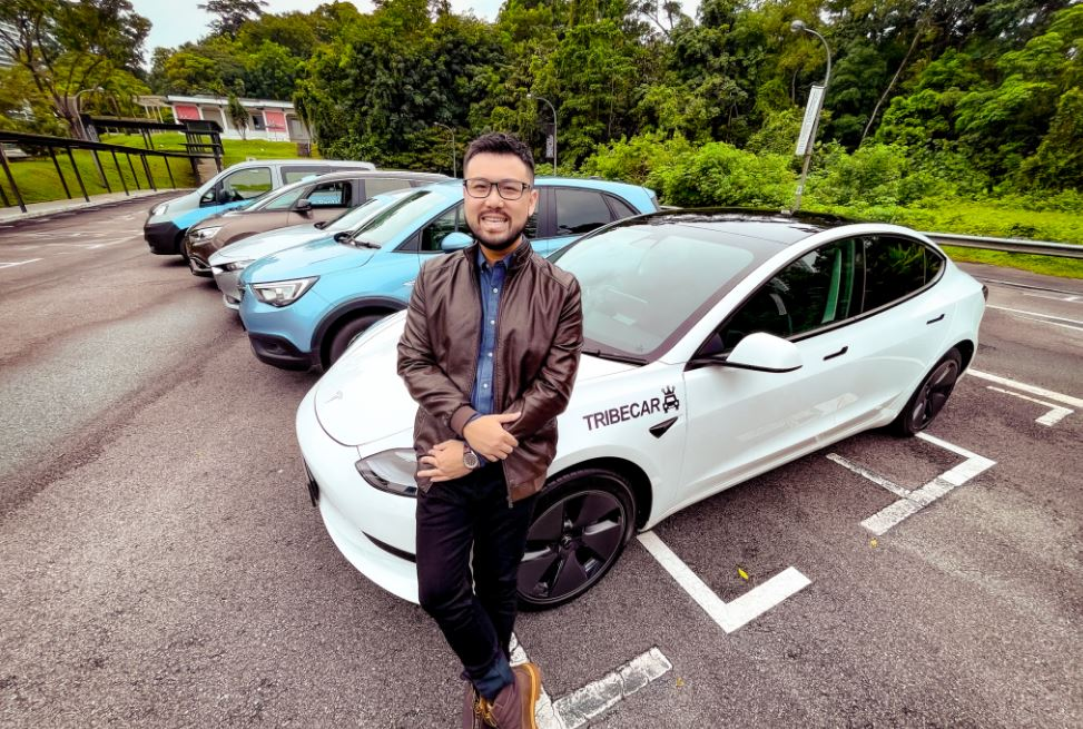 Tribecar now lets you Own A Car for only S$88 per month; first 50 subscribers will receive free vouchers! - Alvinology