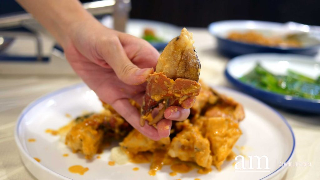 [Review] Seafood feast with fresh meaty crabs: House of Seafood @ The Punggol Settlement - Alvinology