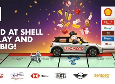 Shell x Monopoly Game – play and enjoy exciting prizes including a MINI Electric, Shell fuel vouchers, shopping vouchers, entertainment prizes and more! - Alvinology