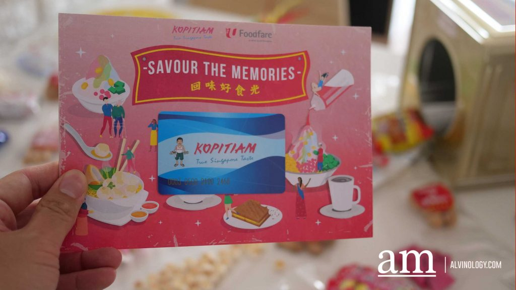 Savour The Memories With Kopitiam & Foodfare this Sep to Win Hotel Stays and more - Alvinology