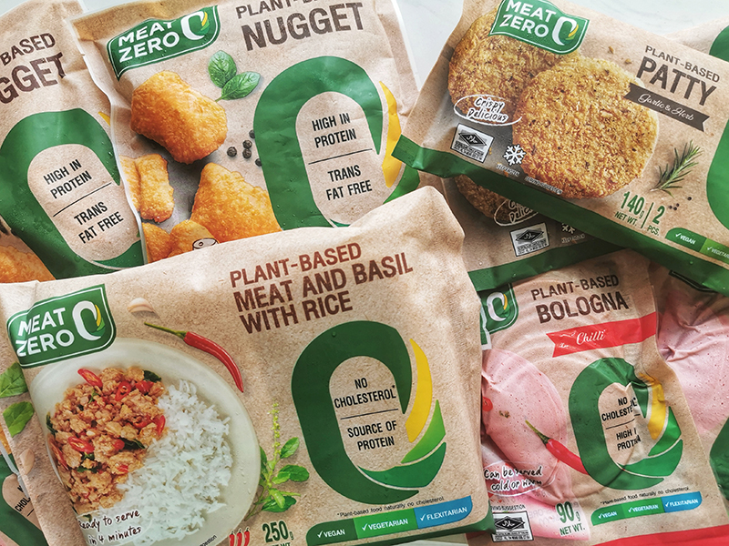 GIVEAWAY: Meat Zero - the new plant-based Meat you need to get your hands on - Alvinology