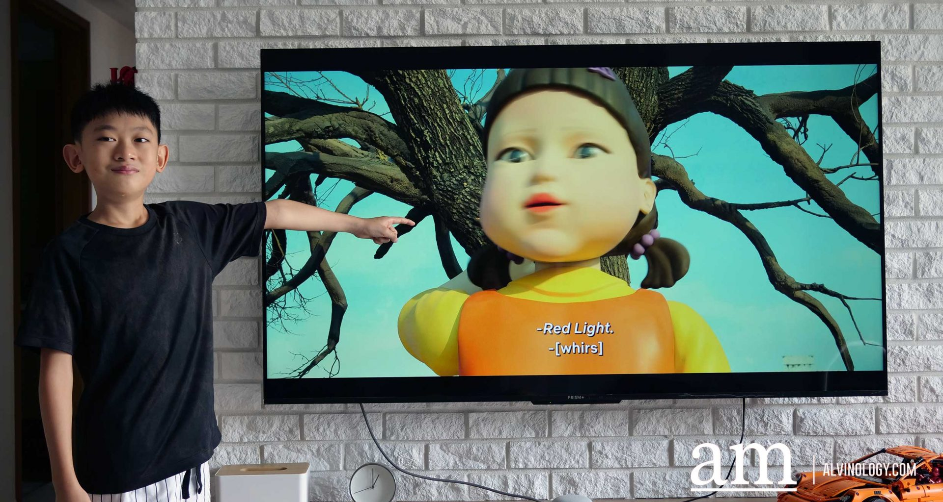 [#Supportlocal] A Good Deal just got bigger - With A Promotional Price Of S$1,239, PRISM+ Q65-QE PRO, 65″ 4k Android TV, Blows Competitors Away - Alvinology