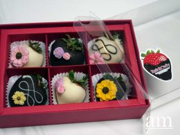 [#SupportLocal] Edible bouquets, Chocolate-coated Strawberries and more from Rainbowly - Alvinology