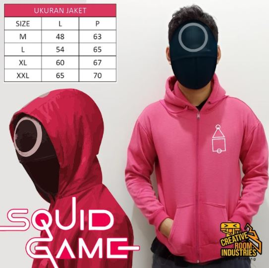 Here are some of the best Squid Game Merch you can find in Shopee; Dress up as your favourite character! - Alvinology