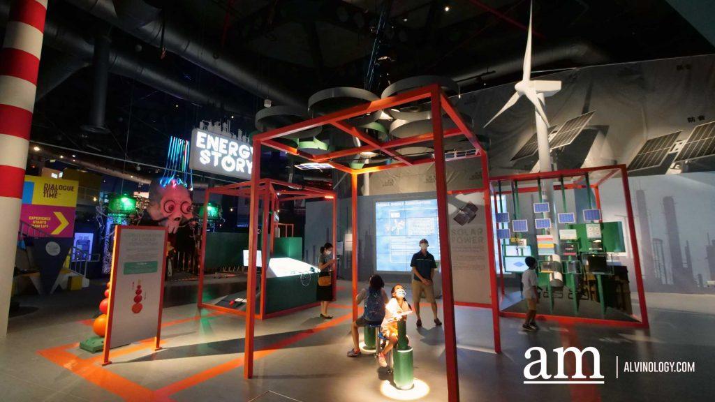 [Review] DINOSAURS OF ANTARCTICA  at Science Centre Singapore Omni-Theatre - Alvinology