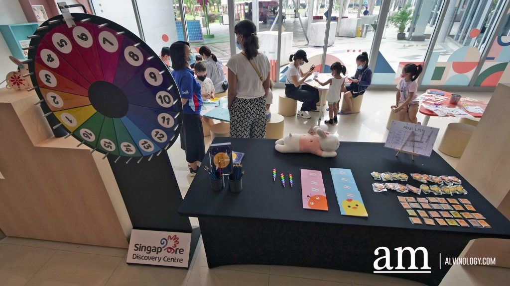 Rediscover Singapore at the Singapore Discovery Centre - FREE admission to the Permanent Exhibits Gallery and More for Singapore Citizens and PRs! - Alvinology
