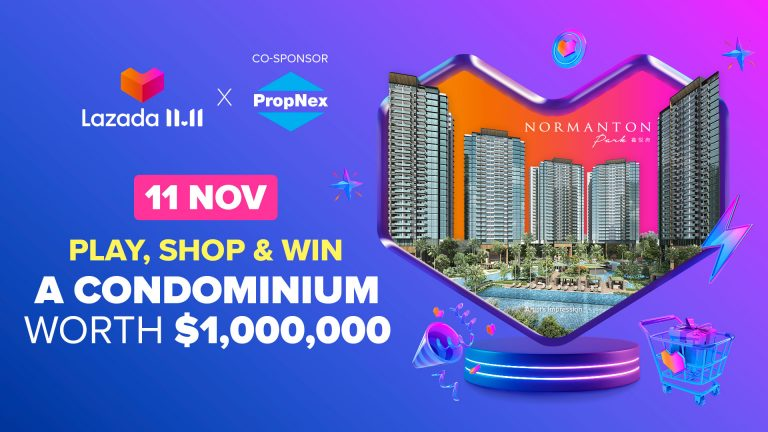 Win a $1M 1-BR Condo Unit with Lazada this 11.11! - Alvinology