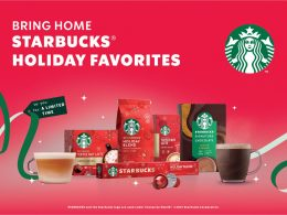 Nestle and Starbucks bring back Holiday Favourites and unveils new Signature Chocolate Salted Caramel - Alvinology