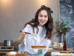 Fann Wong Unveils Fanntasy - New Online Pastry Brand whose recipes are developed by the celebrity herself - Alvinology