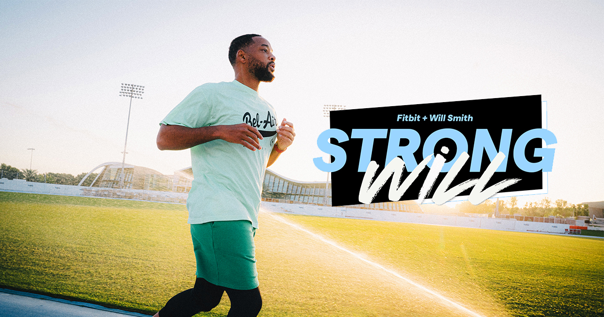 Fitbit Premium launches StrongWill – workout with Will Smith and his trainers to get your minds and bodies strong - Alvinology